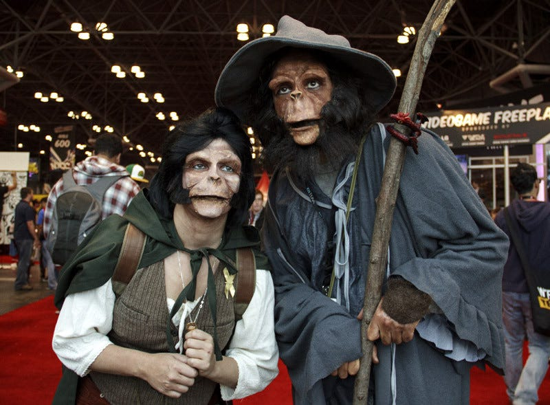 Illustration for article titled The Absolute Best Cosplay From New York Comic-Con 2013