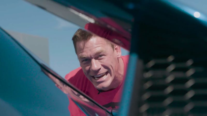 Illustration for article titled John Cena Settles Lawsuit With Ford Over Selling His Ford GT