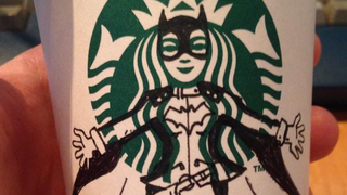 Illustration for article titled These wonderful doodles transform Starbucks' Mermaid Logo into cool Art