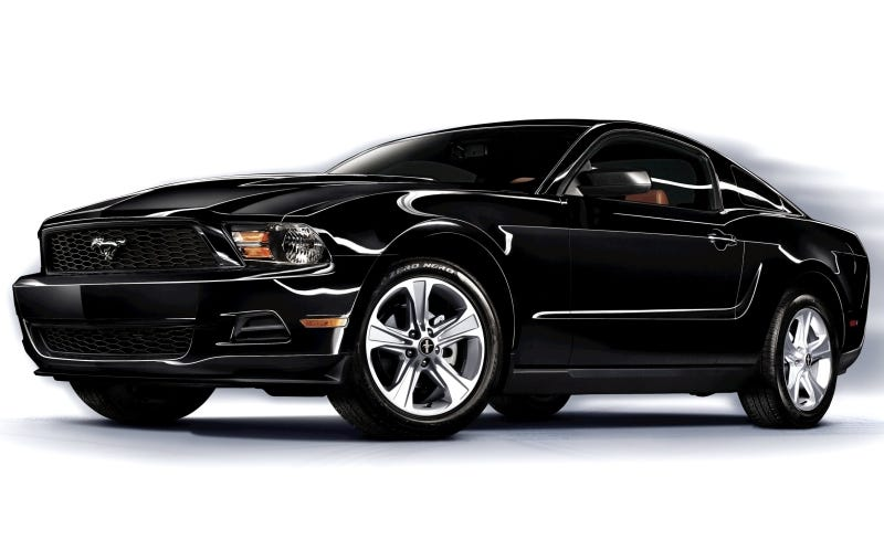 2001 ford mustang v6 oil type