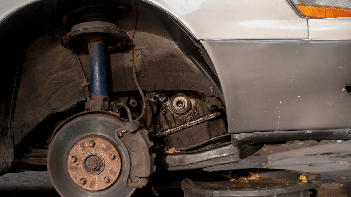 Here's What Happens When Your Timing Belt Snaps And How To Fix It