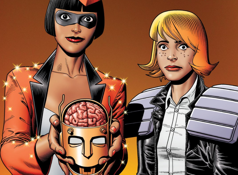Illustration for article titled The New Doom Patrol Is Good and Freakin' Weird, Just Like It's Supposed to Be