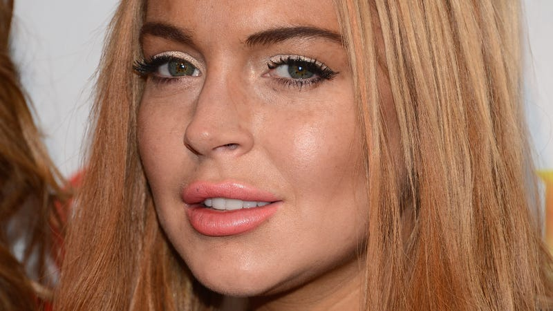Illustration for article titled Lindsay Lohan Rushed to Hospital with Lung Infection