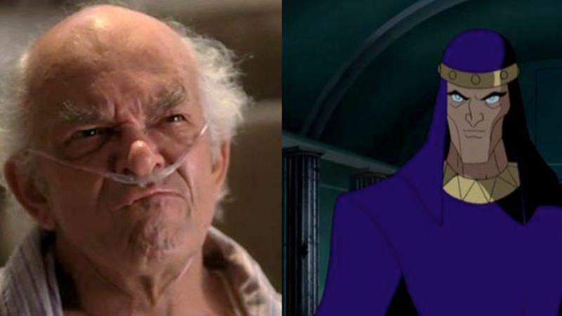 Illustration for article titled Breaking Bad's Mark Margolis will guest star on Constantine