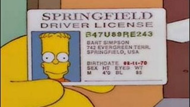 The Was wrongly Decided Simpson's It Bart Birthday Internet How