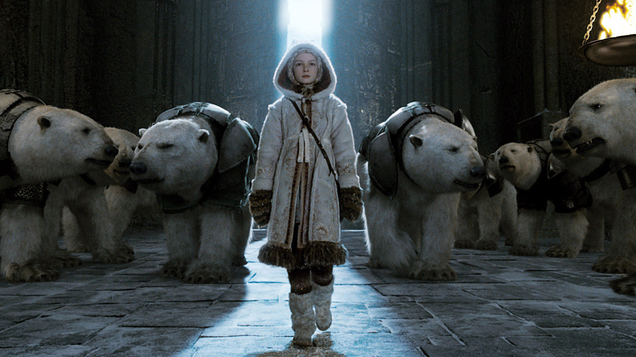 The Opening Title Sequence for His Dark Materials Is Stunningly Good