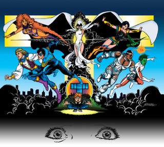 Illustration for article titled It's Going to Be Real Hard to Do a NewTeen Titans TV Show