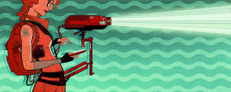 Illustration for article titled Vice Magazine Just Started Publishing Science Fiction Online