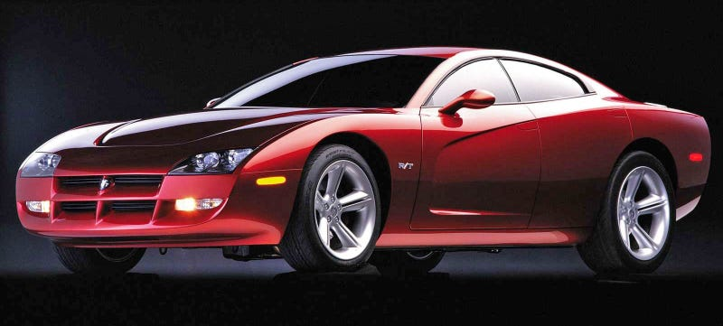 Illustration for article titled The Next Dodge Charger Looks Like This: Report