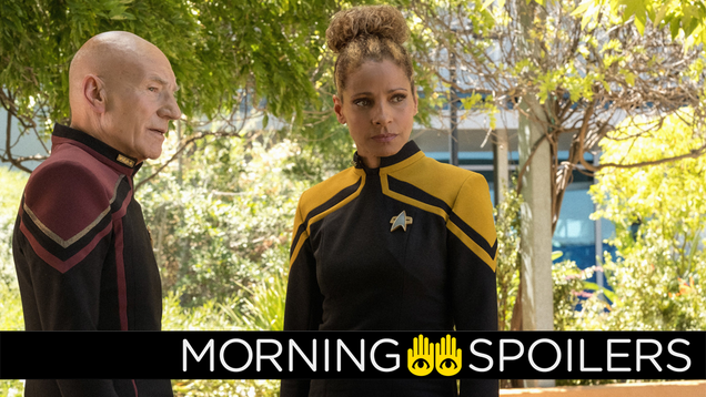 At Least One Star Trek Alum Isn t Back for Picard...Yet