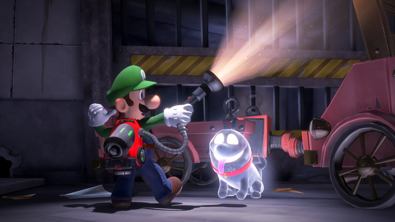 Illustration for article titled Luigi's Mansion 3 Developers Promise Better Bosses And More Puzzles