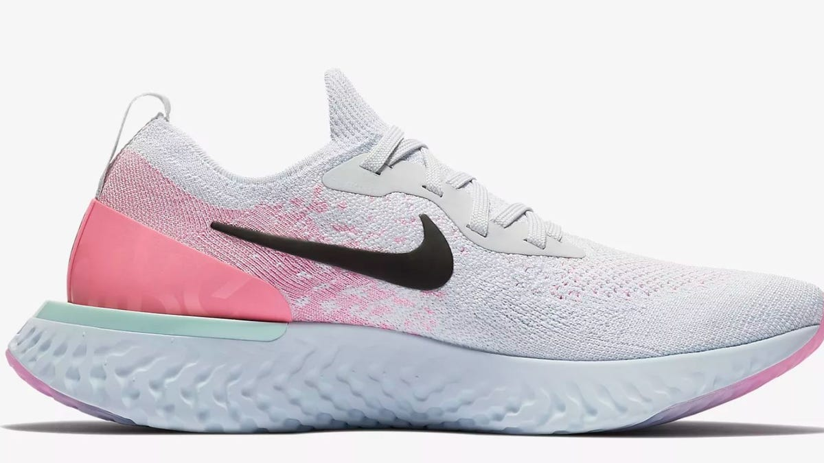 lowest price e1ede 493ac Nike s Epic React Flyknit Is A Welcomed Embrace, Proving That Less Is More