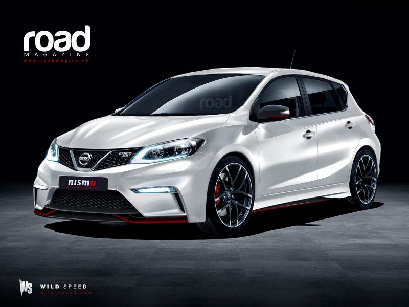 Illustration for article titled Nissan Pulsar Nismo RS Exclusive Preview - Road Magazine