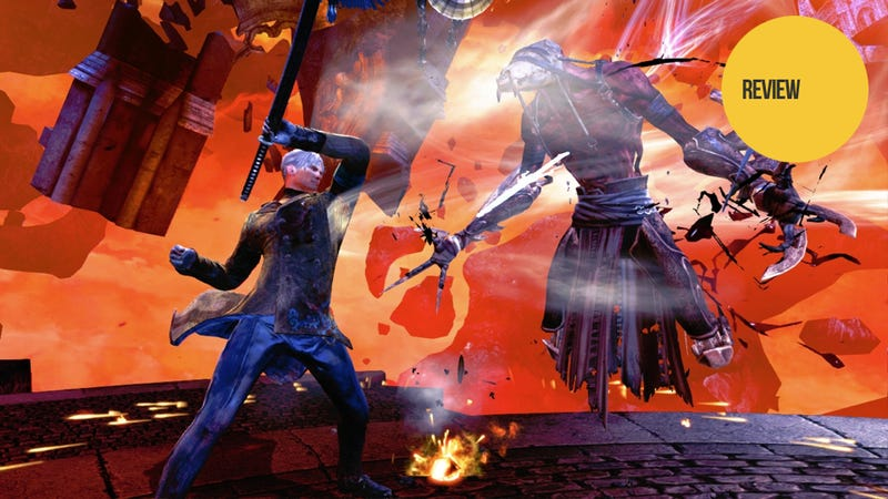 Illustration for article titled DmC: Vergil's Downfall: The Kotaku Review
