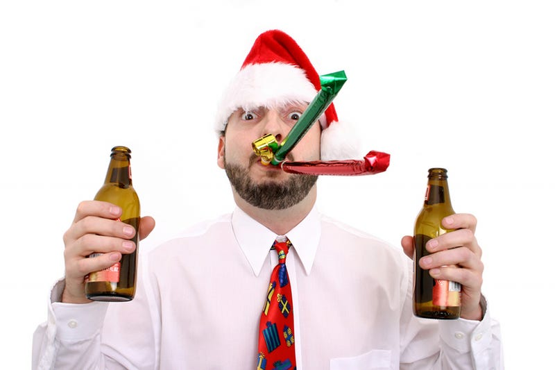 Illustration for article titled 7 Tools to Avoid Humiliation at Your Abysmal Company Holiday Party
