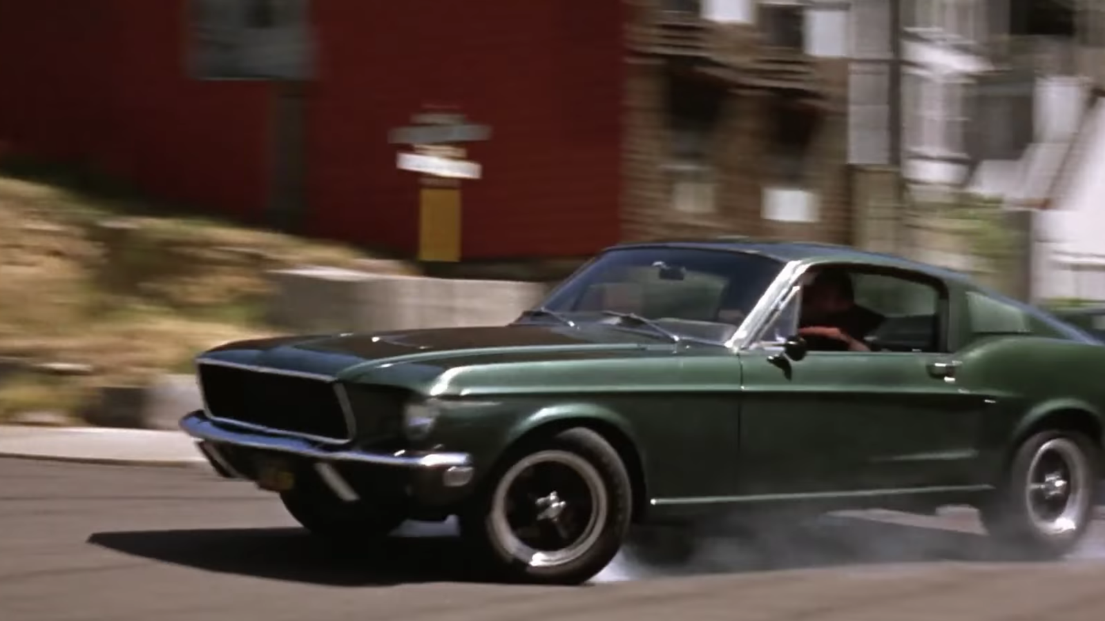 The 'Lost' Bullitt Mustang Might Have Been Discovered In Mexico