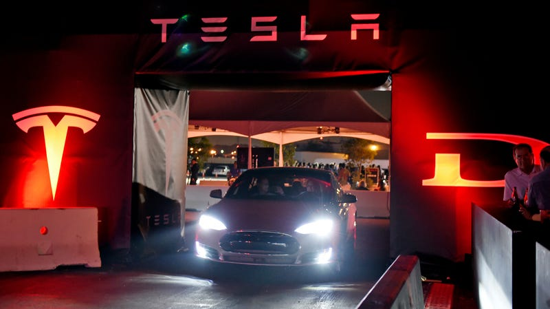 Tesla posted a $312 million profit on Wednesday for Q3 of 2018.