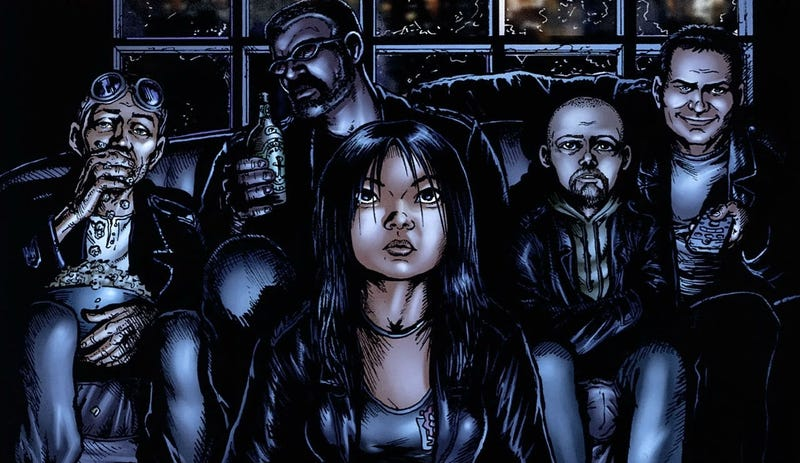 Illustration for article titled Another R-Rated Garth Ennis Comic,The Boys, Is Coming to TV Thanks to Seth Rogen