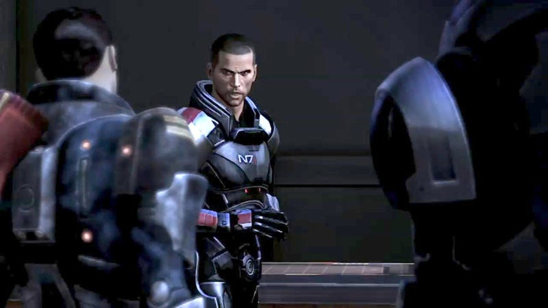 Illustration for article titled How BioWare Writes A Mass Effect Game