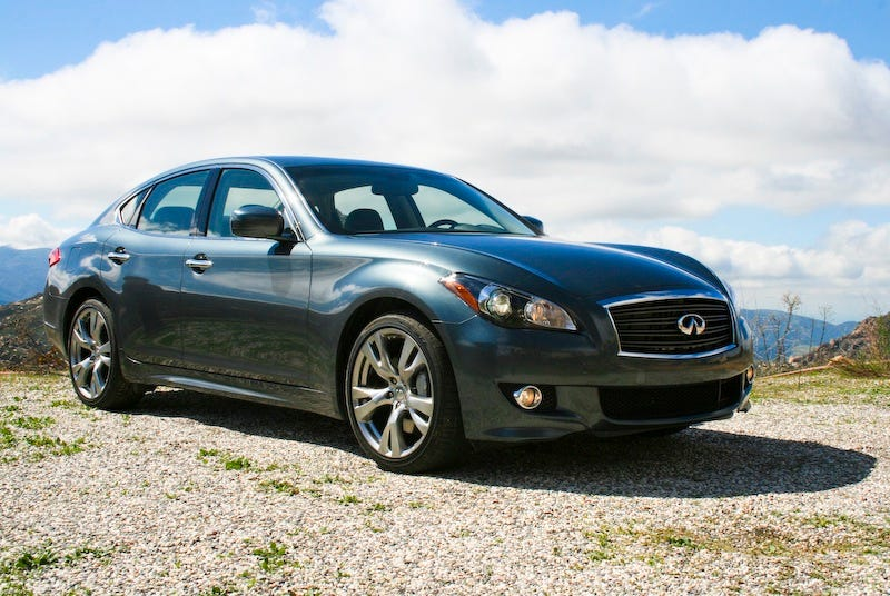 Illustration for article titled 2011 Infiniti M: First Drive