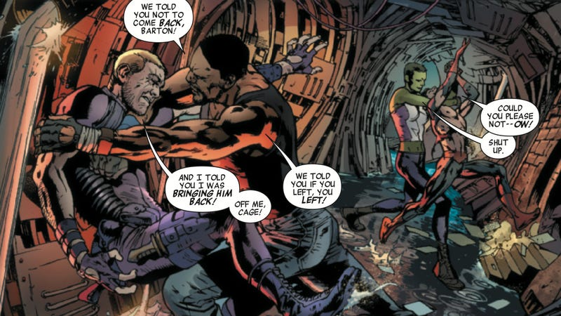 Illustration for article titled Age of Ultron #1 Delivers My Favorite Panel in Comics This Week. What's Yours?