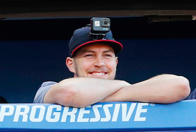 Illustration for article titled Which Online Edgelord Mishaps Will Derail Trevor Bauer's Season?