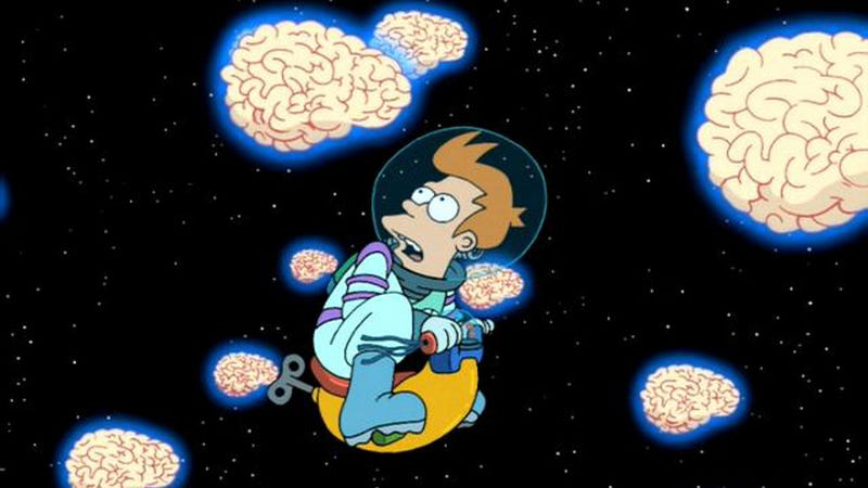 Illustration for article titled Humanity Will Never Be Overrun By Spontaneously Forming Space Brains