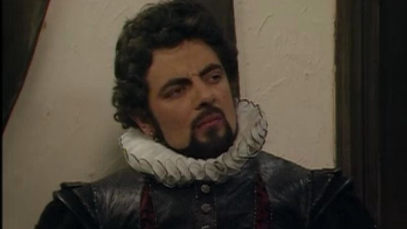 Illustration for article titled Our Blackadder reviews are right back atcha