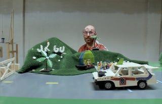 Illustration for article titled LeMons Racer Appears In OK Go Rube Goldberg Video