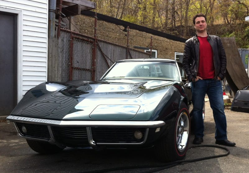 Illustration for article titled You Can Win A Corvette