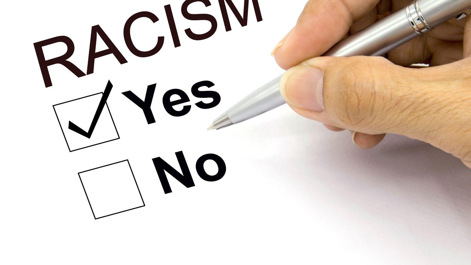 Racism Works