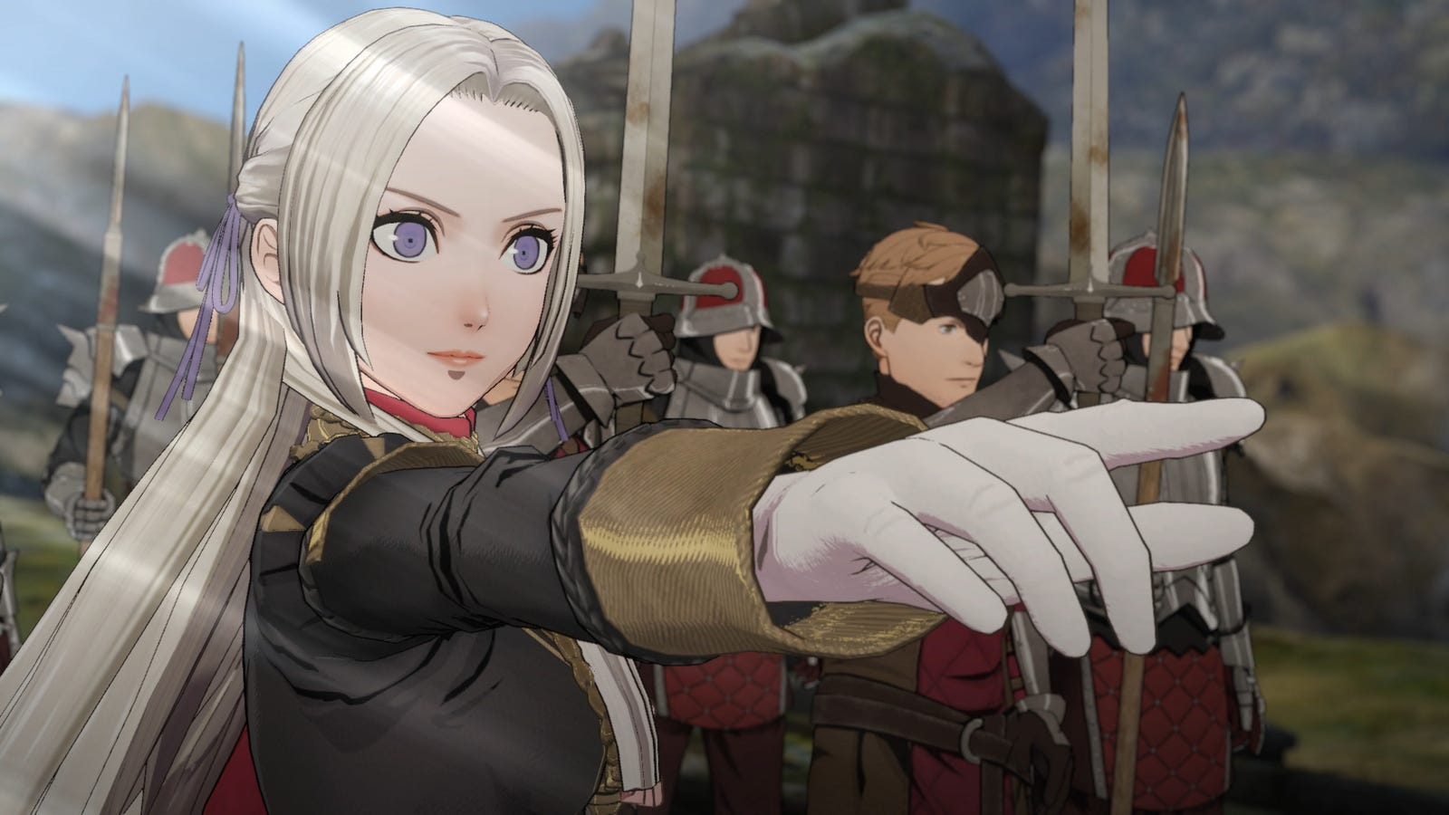 Fire Emblem: Three Houses Will Test Your Heart And Your Mettle