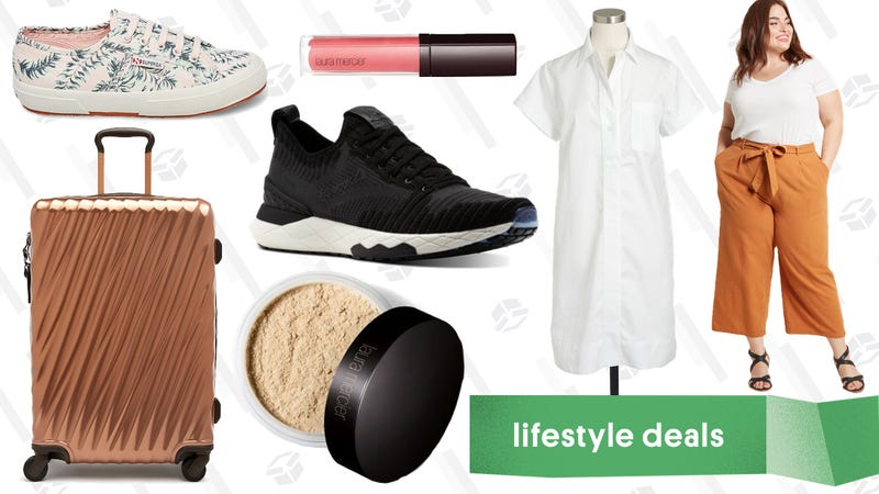 Illustration for article titled Monday's Best Lifestyle Deals: ModCloth, Reebok, Laura Mercier, J.Crew Factory, and More