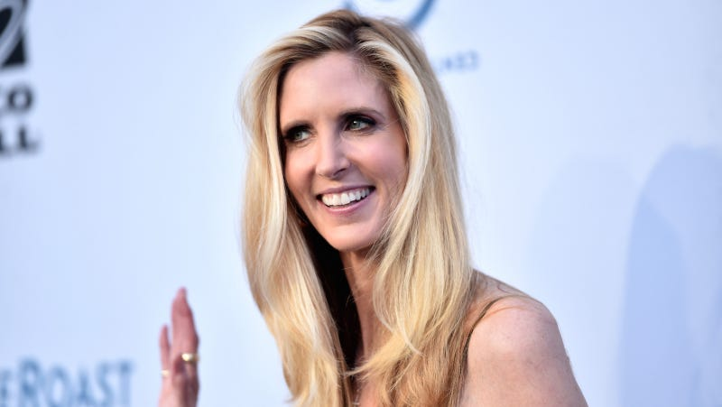 Ann Coulter Vows To Speak At UC Berkeley Despite Cancellation