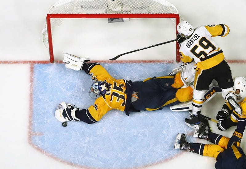 Preds' Rinne says he's
