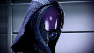 Illustration for article titled Mass Effect 3's Makers Aren't Ready for Tali's Closeup