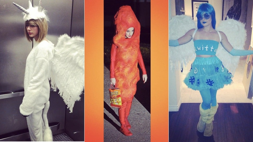 sc 1 st  Jezebel & The Sexiest Cutest and Craziest Celebrity Costumes of Halloween 2014