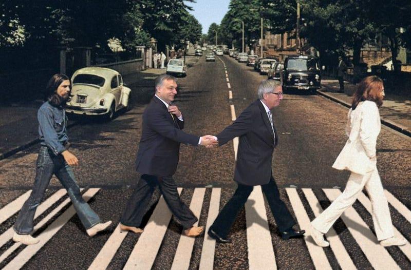 Illustration for article titled Mi is történt pontosan Juncker és Orbán kézfogása után?