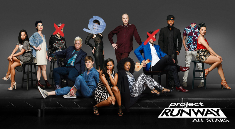 Illustration for article titled Project Runway : All Stars Season V, Episode 7 Recap