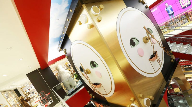 Illustration for article titled FAO Schwarz Is Back in Time For You to Lavish Your Children With Shiny New Toys