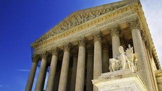 U.S. Supreme CourtThinkstock