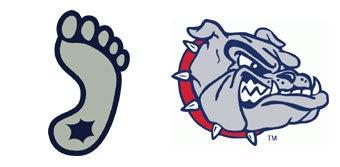 Illustration for article titled NCAA Sweet 16: (1) North Carolina vs. (4) Gonzaga