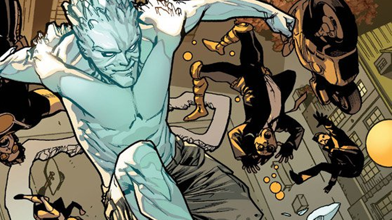 Illustration for article titled The X-Men's Iceman Is Getting His First Ongoing Comic Series