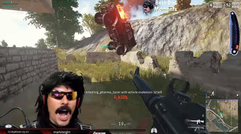 Image source: Dr Disrespect.