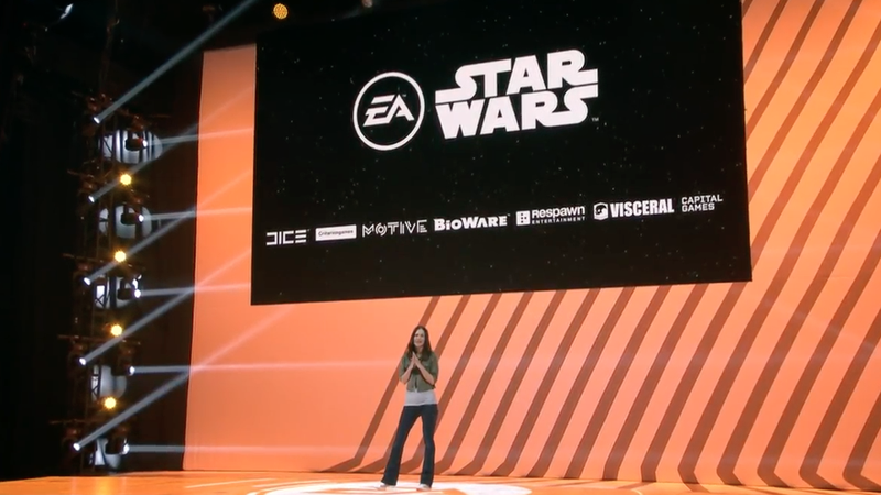 Illustration for article titled EA Lays Out Their Star Wars Plans For The Next Three Years