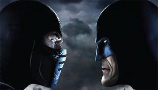 Illustration for article titled Frankenreview: Mortal Kombat vs. DC Universe