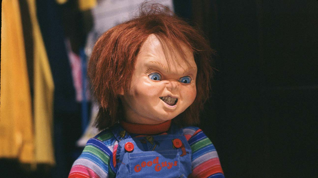 Syfy s Chucky Series Is Officially on the Way