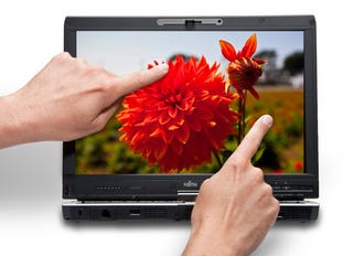 Illustration for article titled Add the Fujitsu LifeBook T5010 to the Windows 7 Mulitouch Laptop List