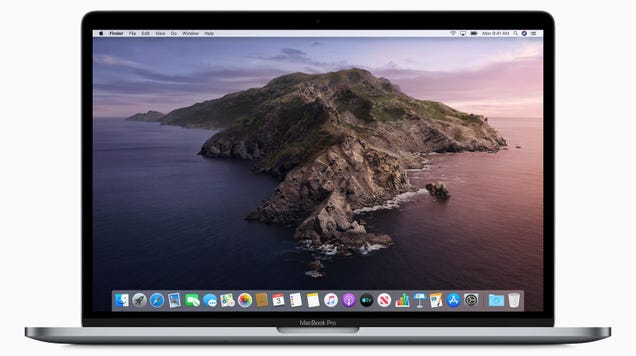 If Your MacOS Catalina Installation Gets Stuck, Try This Fix