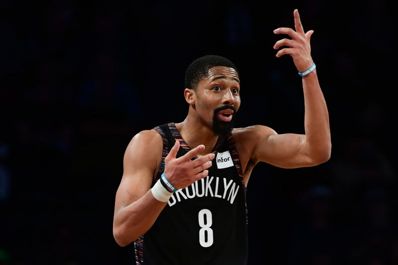Illustration for article titled Spencer Dinwiddie Is A Refreshing Change Of Pace From The Standard Brandbot Athlete